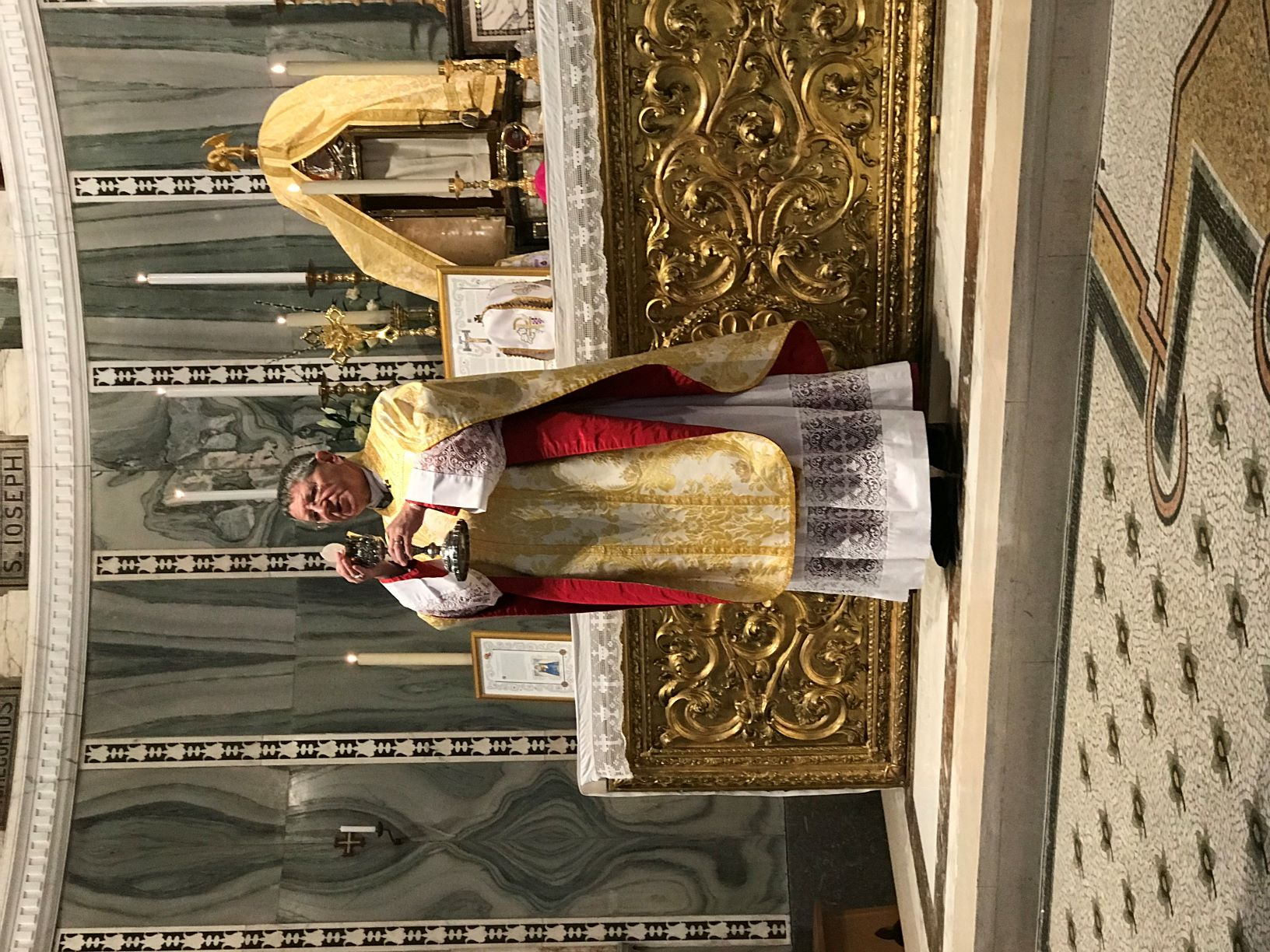 Sermon by Mgr/ Newton on the 10th Anniversary of the Ordinariates